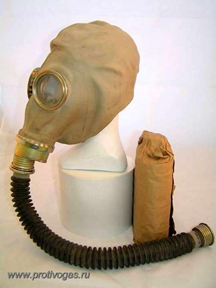 Как сделать фильтр для противогаза в домашних условиях