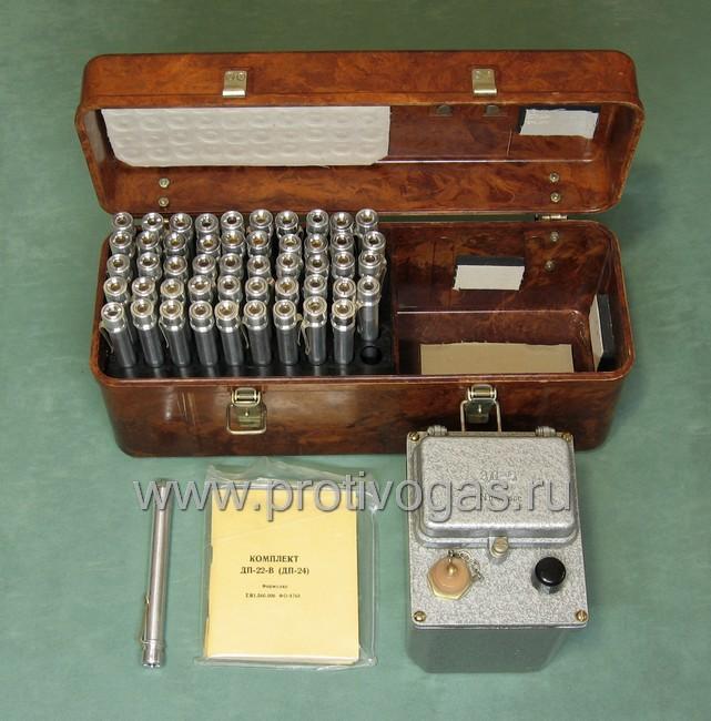 Комплект индивидуальных дозиметров для измерения дозы радиационного облучения на 50 человек, фотография 1