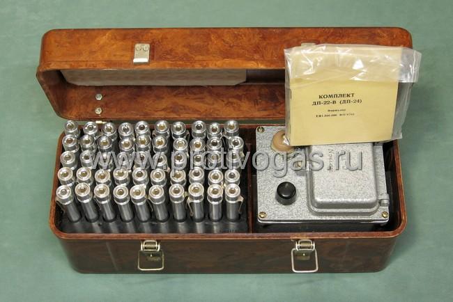 Комплект индивидуальных дозиметров для измерения дозы радиационного облучения на 50 человек, фотография 4