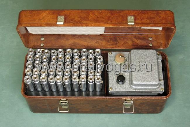 Комплект индивидуальных дозиметров для измерения дозы радиационного облучения на 50 человек, фотография 5