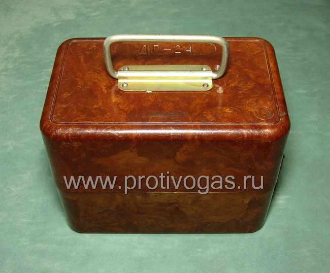Дозиметр ДП-24 - комплект индивидуальных дозиметрических трубок, 5 штук, фотография 2