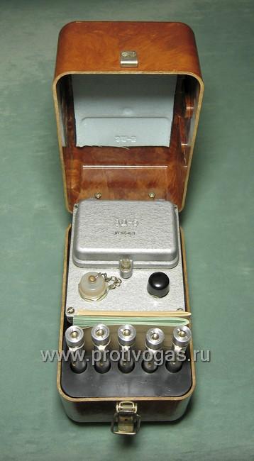 Дозиметр ДП-24 - комплект индивидуальных дозиметрических трубок, 5 штук, фотография 3