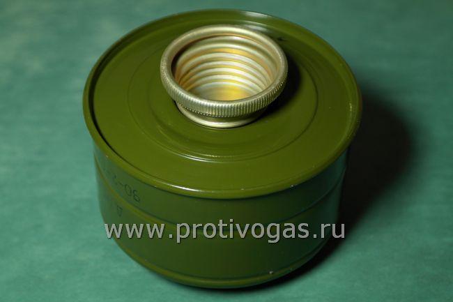 Дополнительный фильтр ДПГ3 на противогаз для защиты от угарного газа и производных аммиака, фотография 2