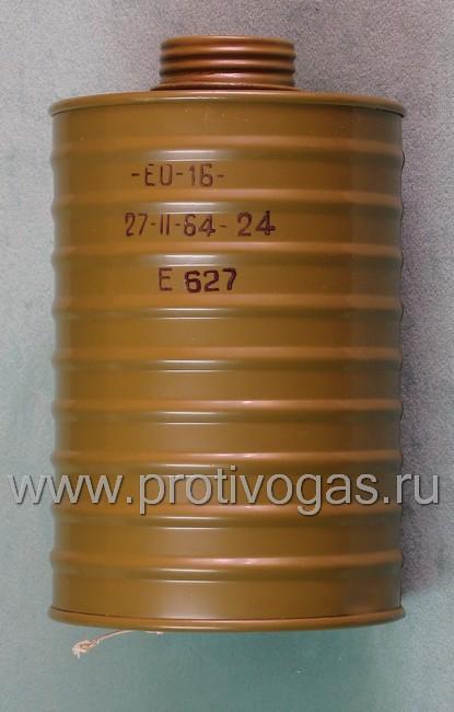 фильтрующая противогазная коробка ЕО-16, фотография 3