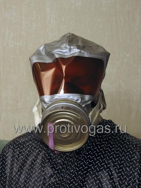 Фильтрующий пожарный самоспасатель ГДЗК, фотография 5