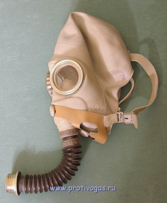 Изолирующий противогаз ИП-5 с возможностью подводной работы, фотография 3