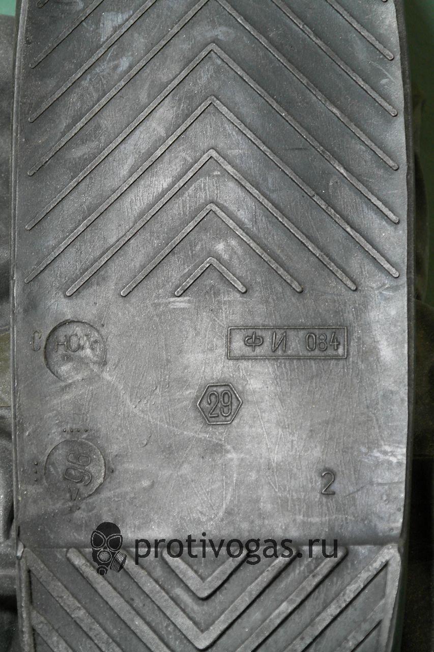 Защитный портивохимический костюм КИХ-5 для работы при ликвидации аварий на химических предприятиях, фотография 3