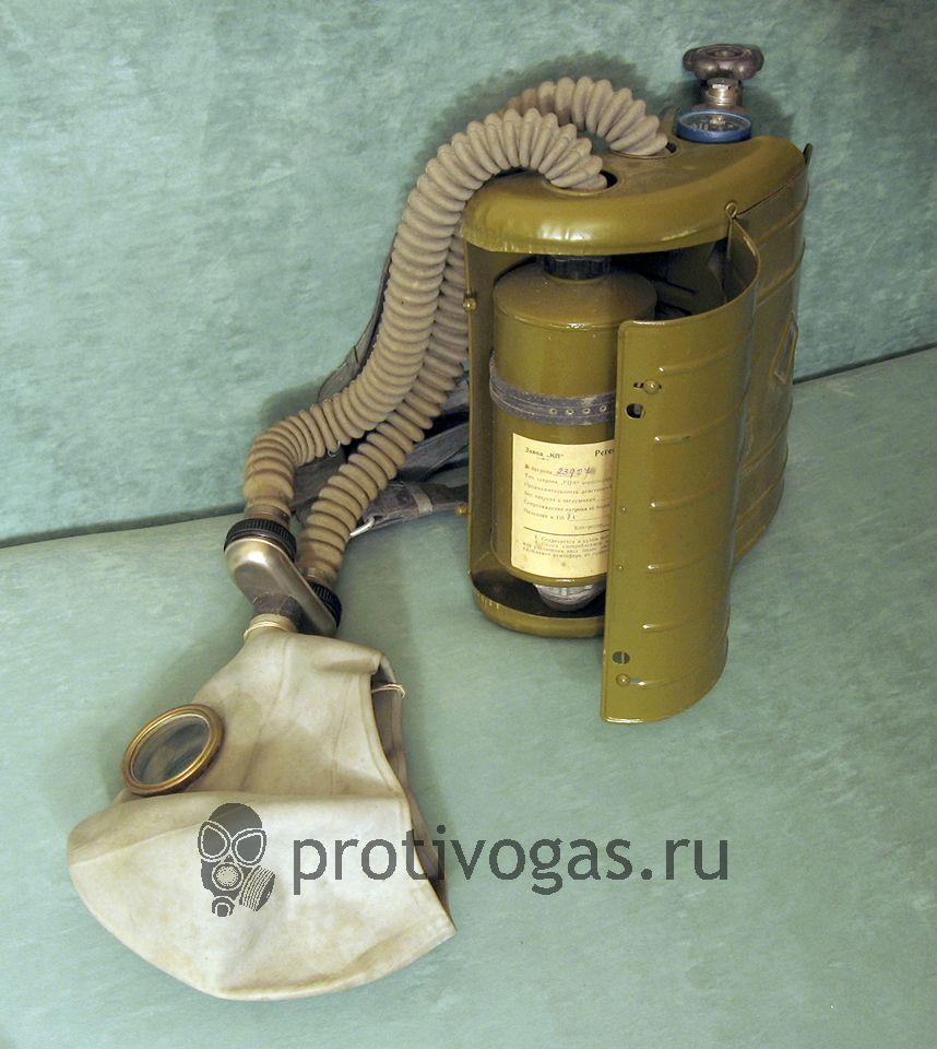 Кислородный изолирующий противогаз КИП-5, фотография 5