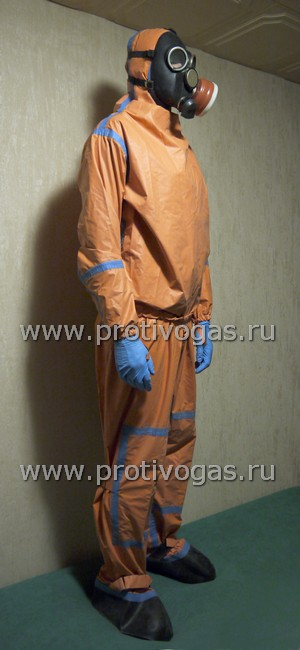 Костюм защитный изолирующий Корунд-2, фотография 1
