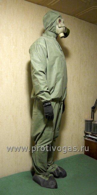 Легкий защитный костюм Л-1, фотография 3