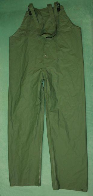 Защитный костюм ПВХ, брюки и куртка, фотография 2