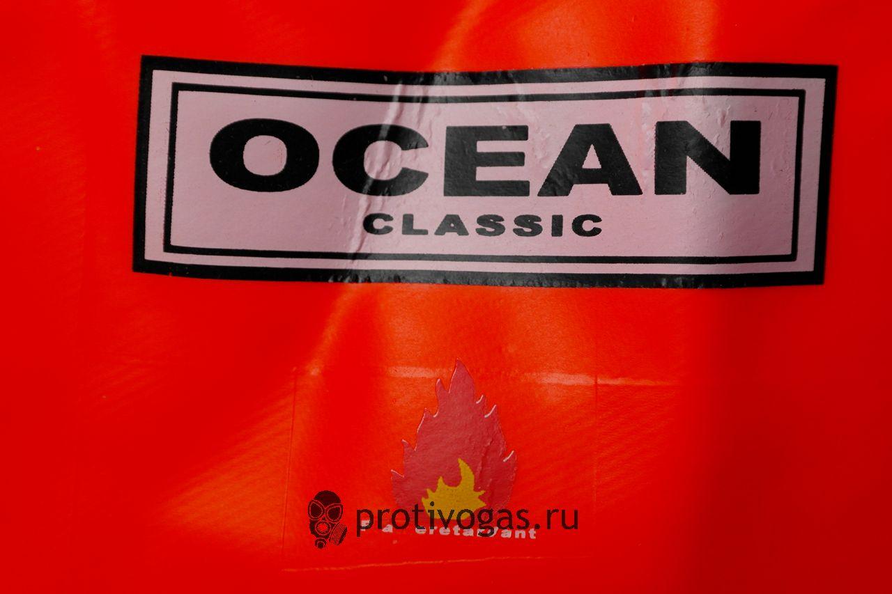 Логотип костюма OCEAN (профессиональный рыбацкий рокон с буксами), фотография 6