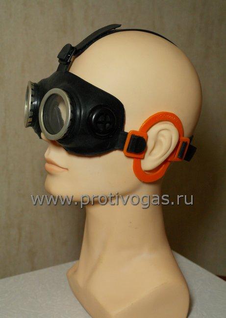 Очки защитные ОПФ, закрытого типа, фотография 3