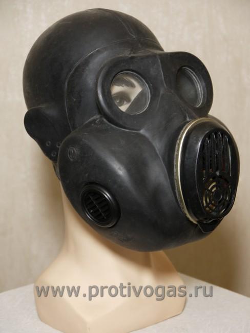 Противогаз ПБФ Хомяк ЕО-19 черный, фотография 4
