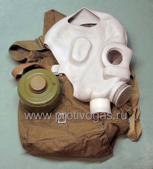 Военный противогаз ПМГ (Нерехта), фотография 1