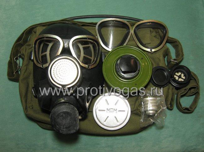 Противогаз военный ПМК-2, фотография 2