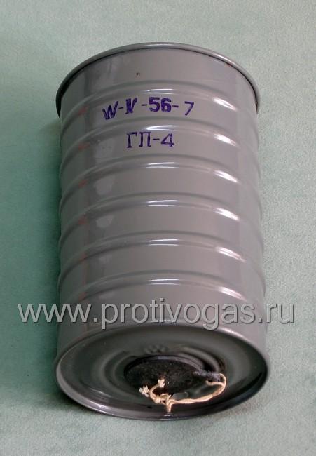 Фильтрующе-поглощающая коробка РШ4, фотография 1