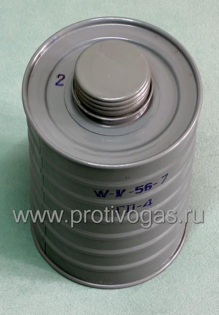 Фильтр противогазный (бочонок) РШ-4, фотография 2