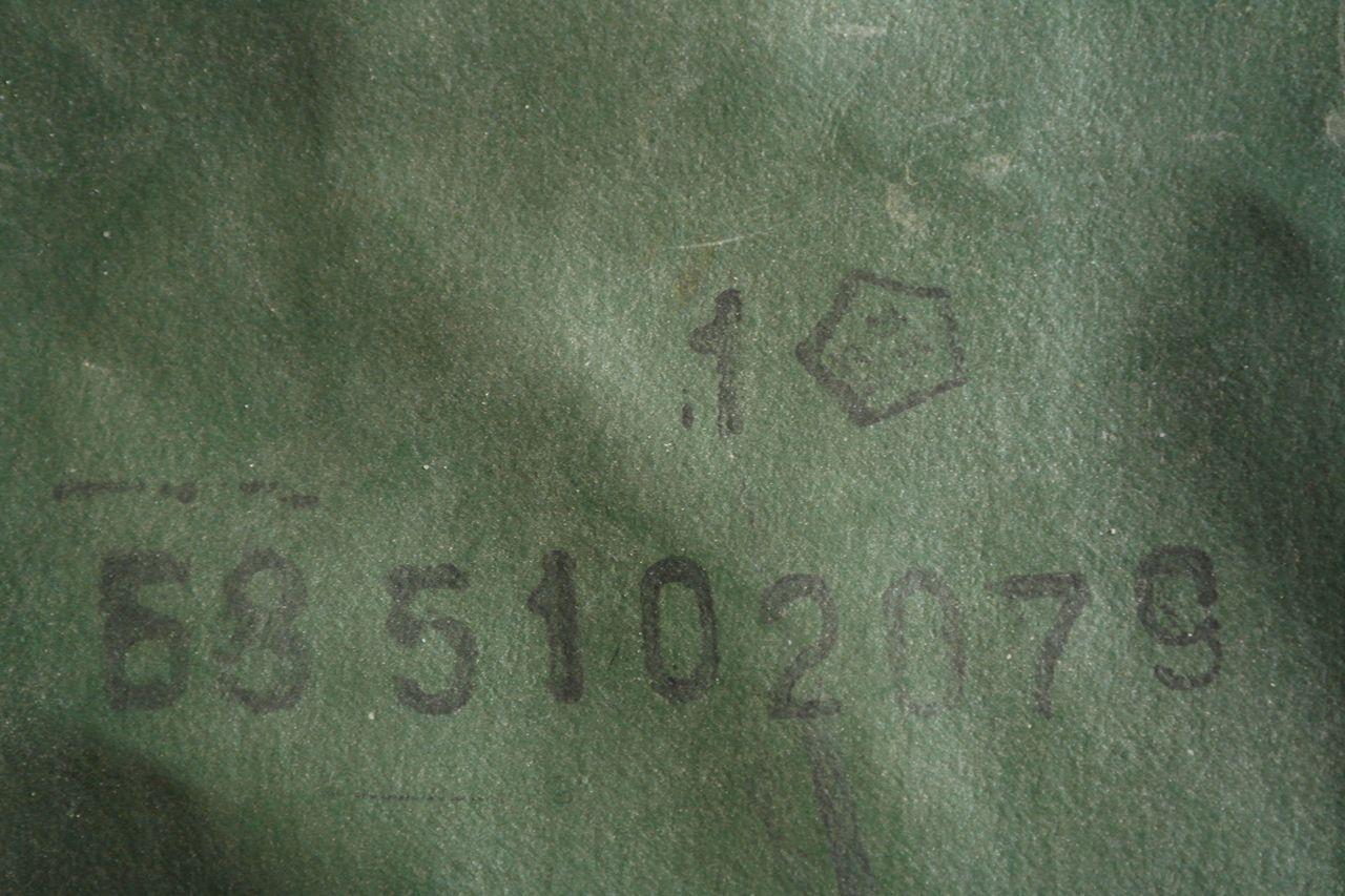 Гидрокостюм СГП зеленого цвета водолазный комбинезон с гидроманжетами, фотография 3