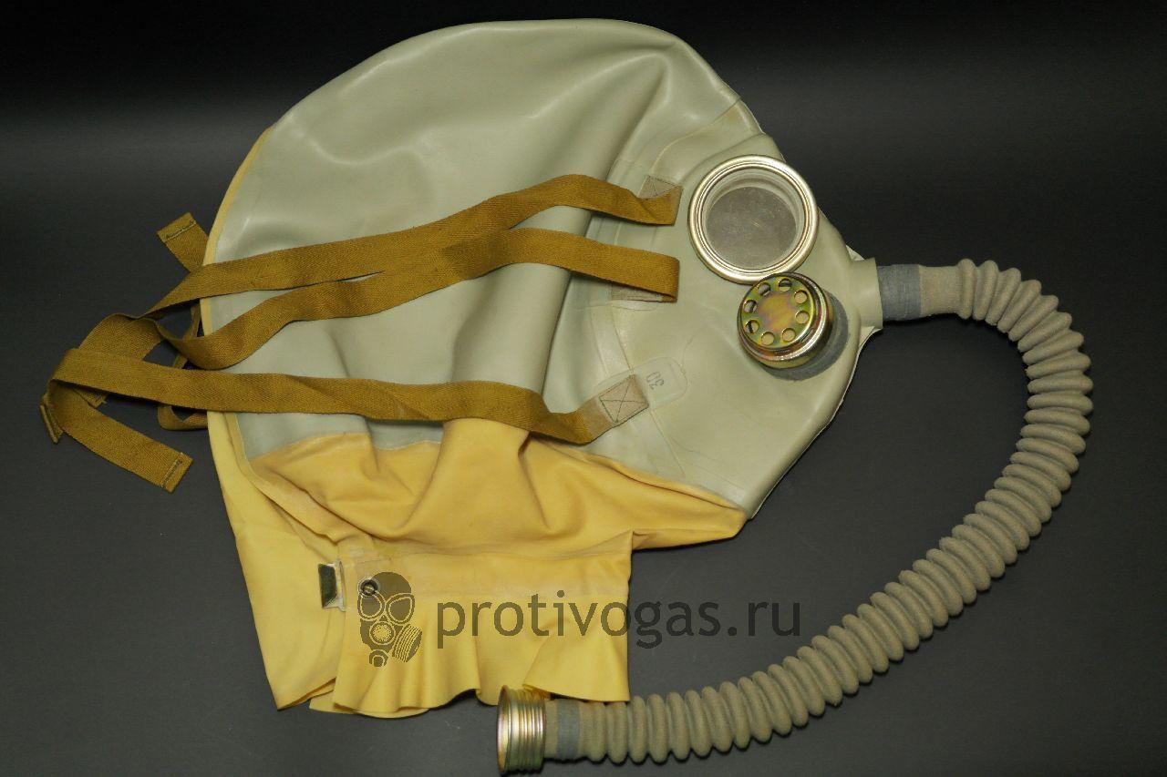 Противогаз ШР-2 Шлем для раненых в голову, фотография 1