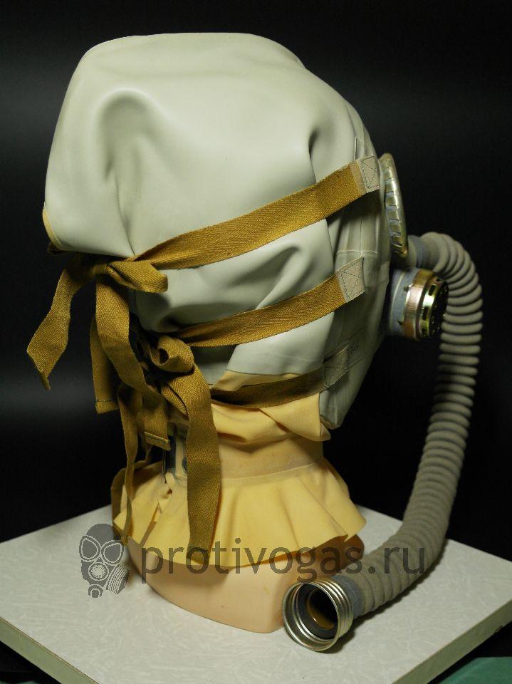 ШР-2 противогаз для раненых в голову, фотография 3