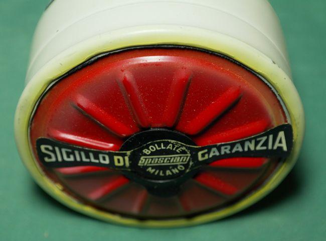 Фильтр противогазный SPASCIAN VF (Италия). Защита от угарного газа СО, фотография 3