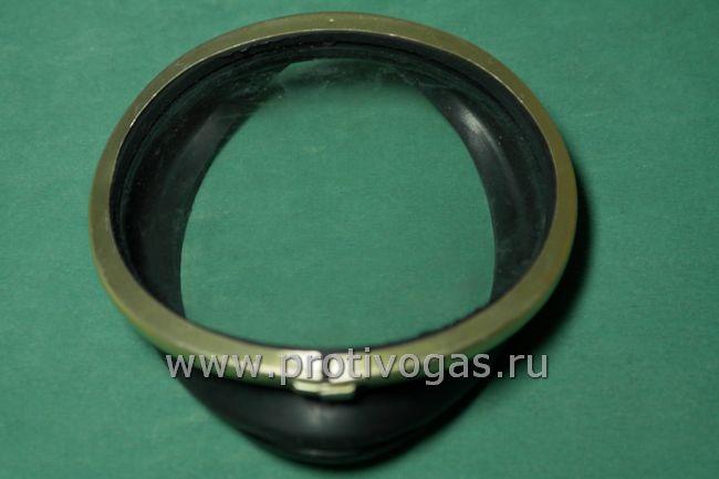 Стекла для противогаза ПМК-3, фотография 1