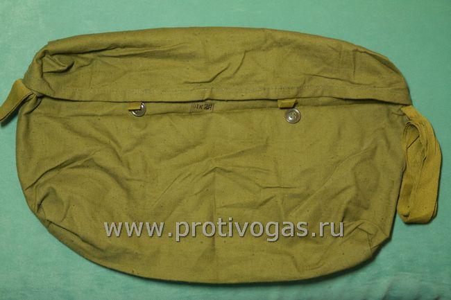 Сумка брезентовая для укладки легкого защитного костюма Л-1, большой объем, фотография 1