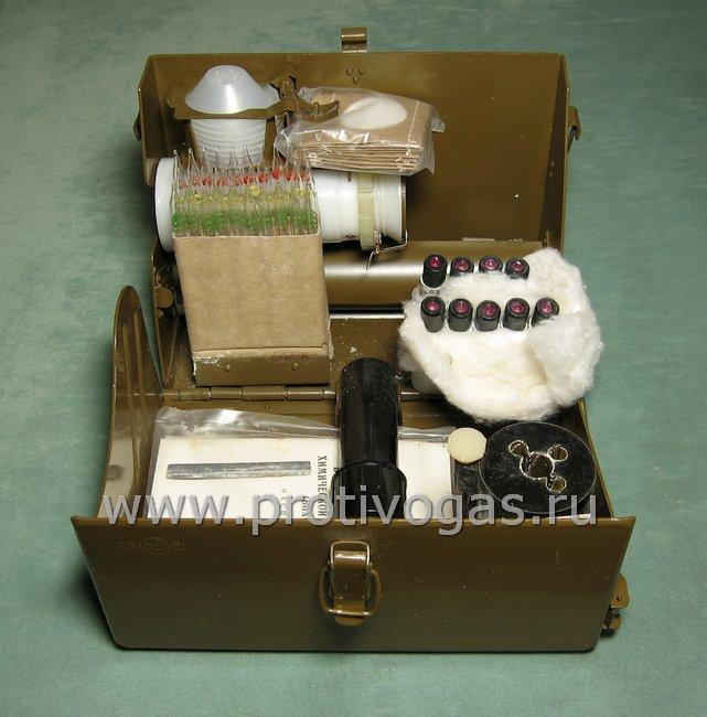 Войсковой прибор химической разведки, фотография 1