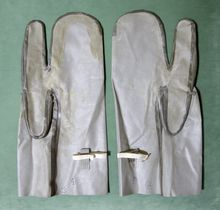 Рукавицы для химзащитного костюма Л-1