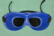 Очки для защиты глаз от лазерного, ультрафиолетового, инфракрасного излучения, для газосварки