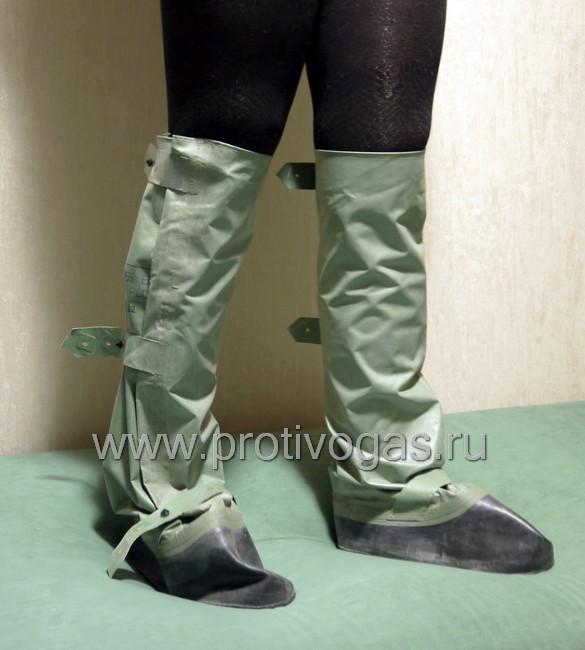Костюм химзащитный ОЗК с перчатками БЛ-1, фотография 3