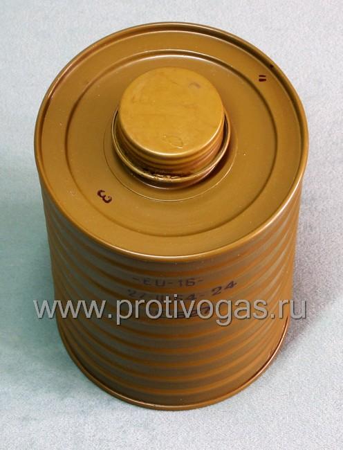 коробка фильтрующая противогазная большого габарита ЕО-16, фотография 2