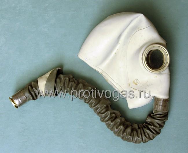 Изолирующий противогаз ИП-4 с серой маской, фотография 2