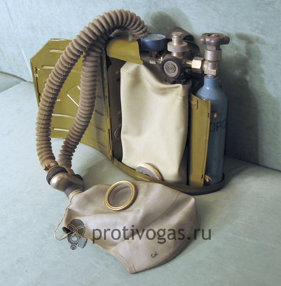 Кислородный изолирующий противогаз КИП-5, фотография 8