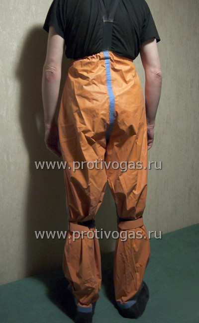 Костюм Корунд-2 химзащитный, фотография 4