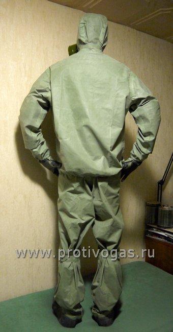 Легкий защитный костюм Л-1, фотография 4