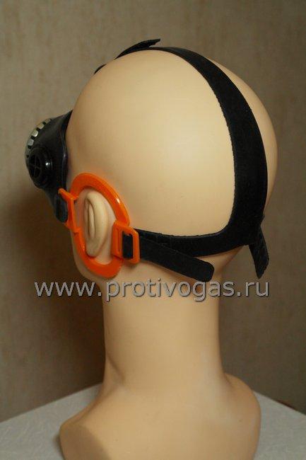 Очки ОПФ защитные, закрытого типа, фотография 4