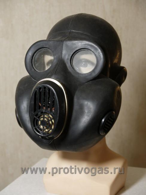Противогаз Хомяк ЕО-19 ПБФ черный, фотография 2
