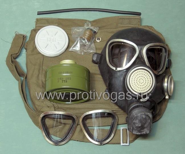 Противогаз ПМК-1 военный, фотография 3