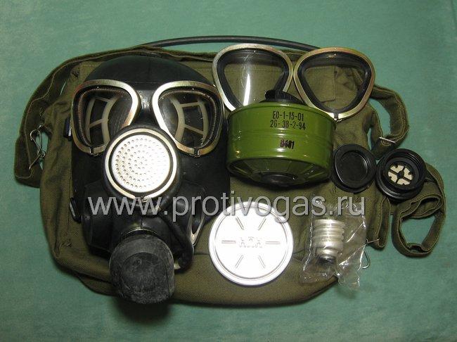 Противогаз военный ПМК-2, фотография 1