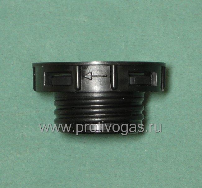 Резьбовой адаптер для фильтров к противогазам ПМК-2, ПМК-3 (фильтр на защелках), фотография 4