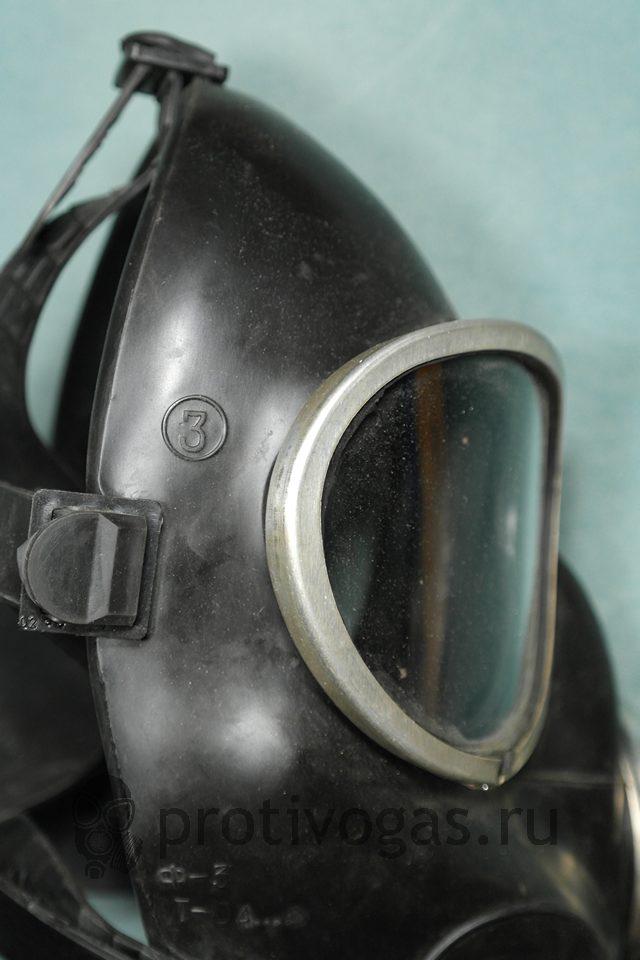 Противогаз ПМК3 военный маска, фотография 4