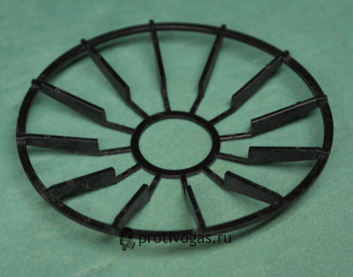 Вкладыш под фильтр противогаза, для облегчения дыхания (каркас жесткости, распорка), фотография 3