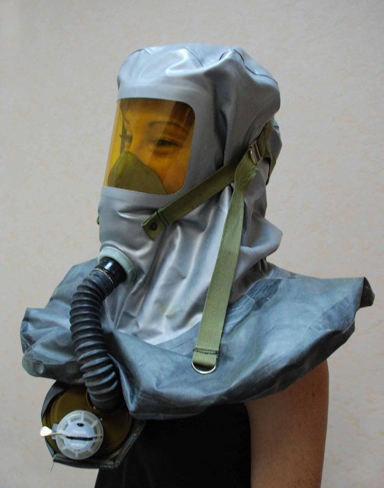 Самоспасатель изолирующий противопожарный СИП-1, фотография 1