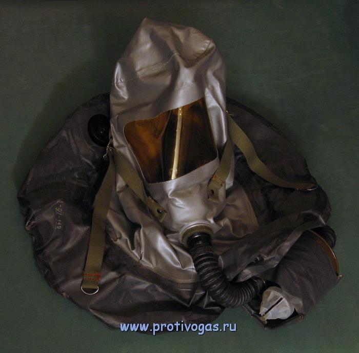 Самоспасатель изолирующий противопожарный СИП-1, фотография 4
