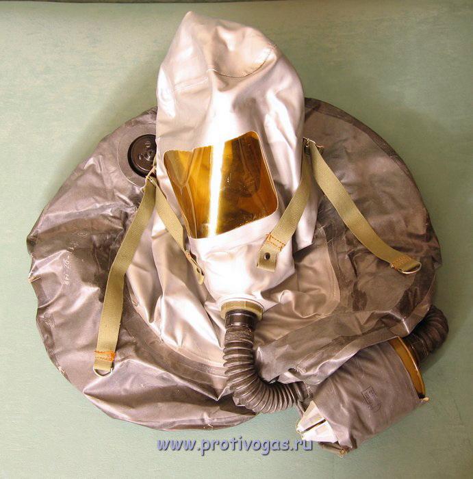 Самоспасатель изолирующий противопожарный СИП-1, фотография 5