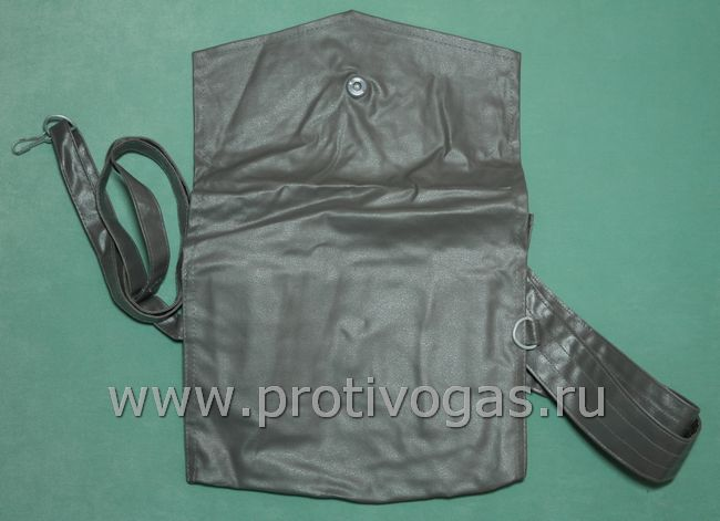 Сумка пластиковая для противогаза, водонепроницаемая, большой вместительности, фотография 2
