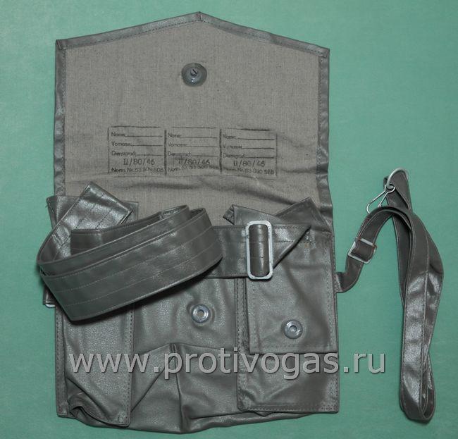 Сумка противогазная пластиковая, водонепроницаемая, большого объема, фотография 1