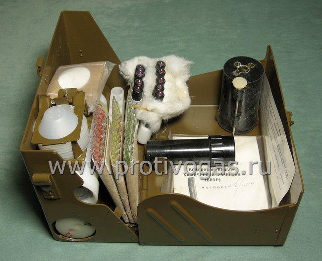 Войсковой прибор химической разведки, фотография 3